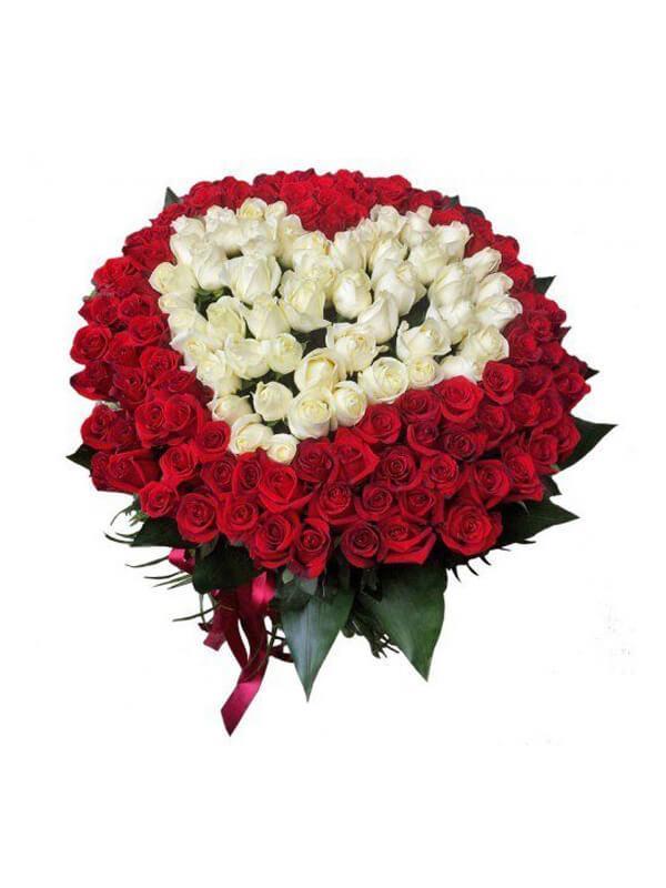 Заказ цветов ярославль 101 розы, цветов доставкой алматы