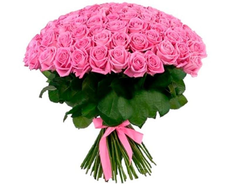 Букет, цветы кемерово доставка 101 роза
